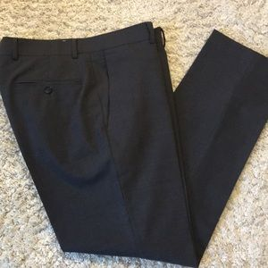 Charcoal Kenneth Cole Dress Pants